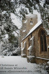 Christmas services at All Saints Whitstable