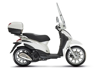Piaggio Liberty 3V 125 (2013) Side