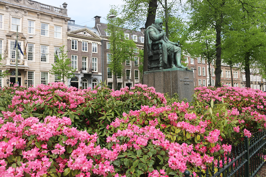 Exploring the Netherlands: The Hague