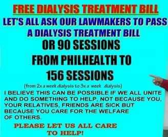 Free Dialysis in the Philippines