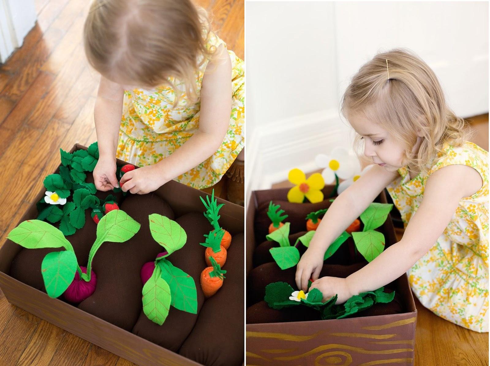 Сделать игрушку своими руками для садика