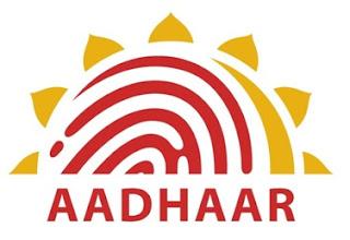 Aadhaar UID Bio Metric Card