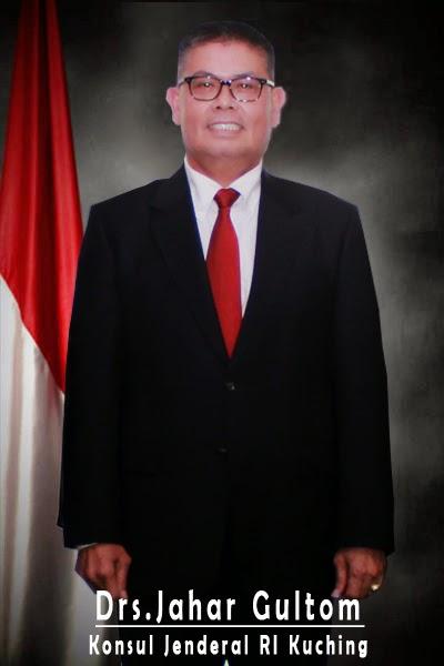 Konsul Jenderal RI Kuching