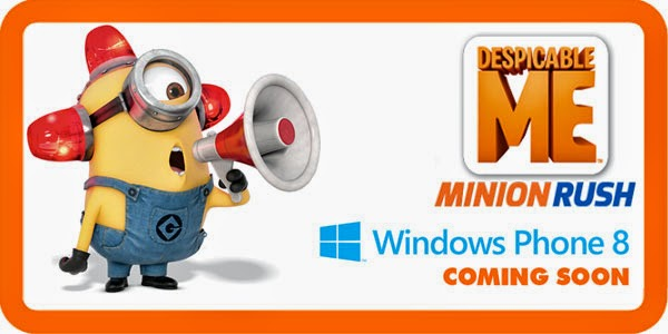 Despicable Me: Minion Rush update coming in May