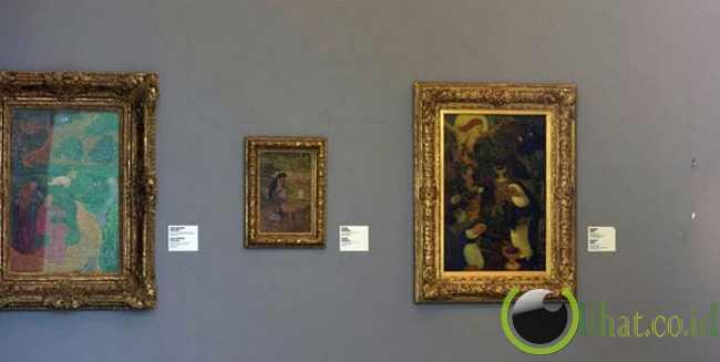 Pencurian Karya Lukis Seniman Dunia