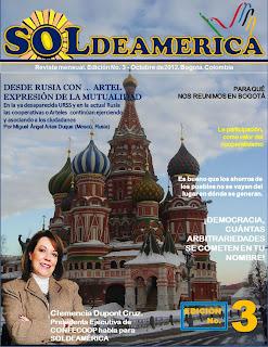 SOLDEAMÉRICA No. 03 Octubre DE 2012