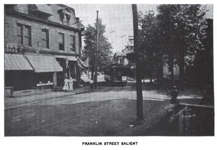 Vintage Johnstown: Franklin Street