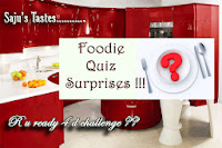 Daily Food Quiz !!!