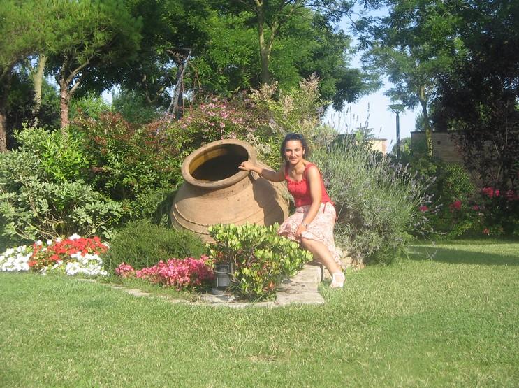 Mobili da giardino for Anfora giardino