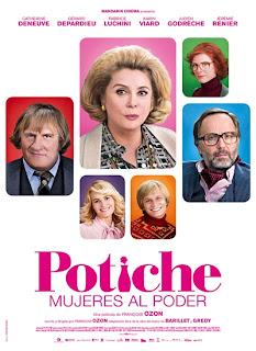 Potiche: Mujeres al poder (2010) Online