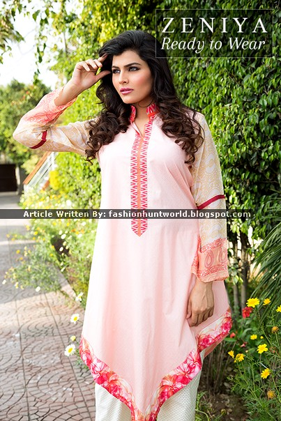 Zeniya Ready To Wear Dresses 2015