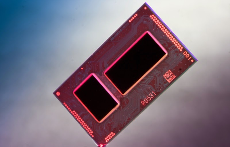 Intel's 14-nanometer Broadwell package
