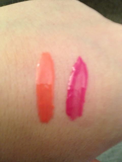 New Maybelline Color Sensational High Shine Gloss in Raspberry Reflections-Swatches, Photos, & Review