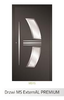 Konstrukcja drzwi MS ExternAL PREMIUM