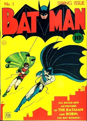 Hoje é o Dia internacional do Batman 96