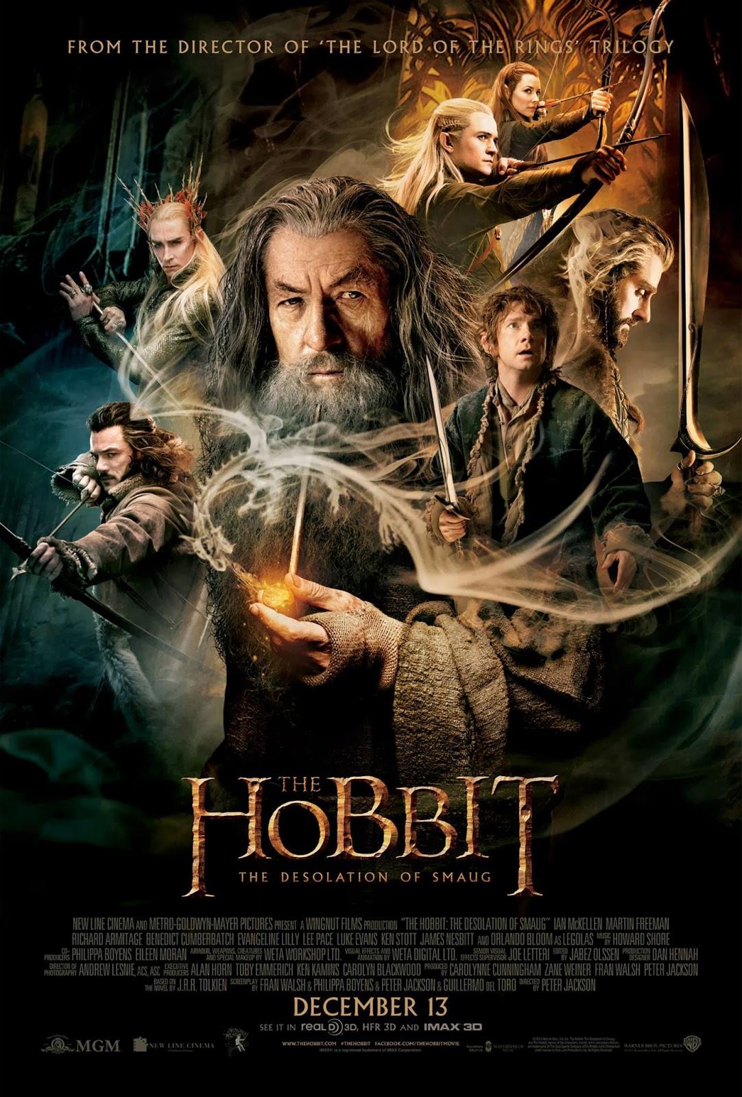 Người Hobbit 2 : Cuộc Chiến Với Lửa