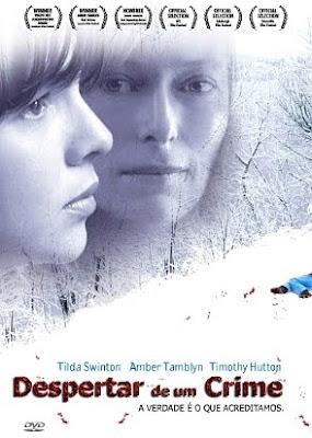 Filme Poster Despertar de Um Crime DVDRip XviD Dual Audio & RMVB Dublado