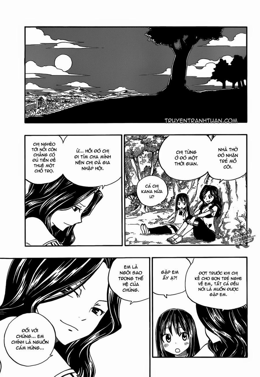 TruyenHay.Com - Ảnh 23 - Fairy Tail Chap 345.5