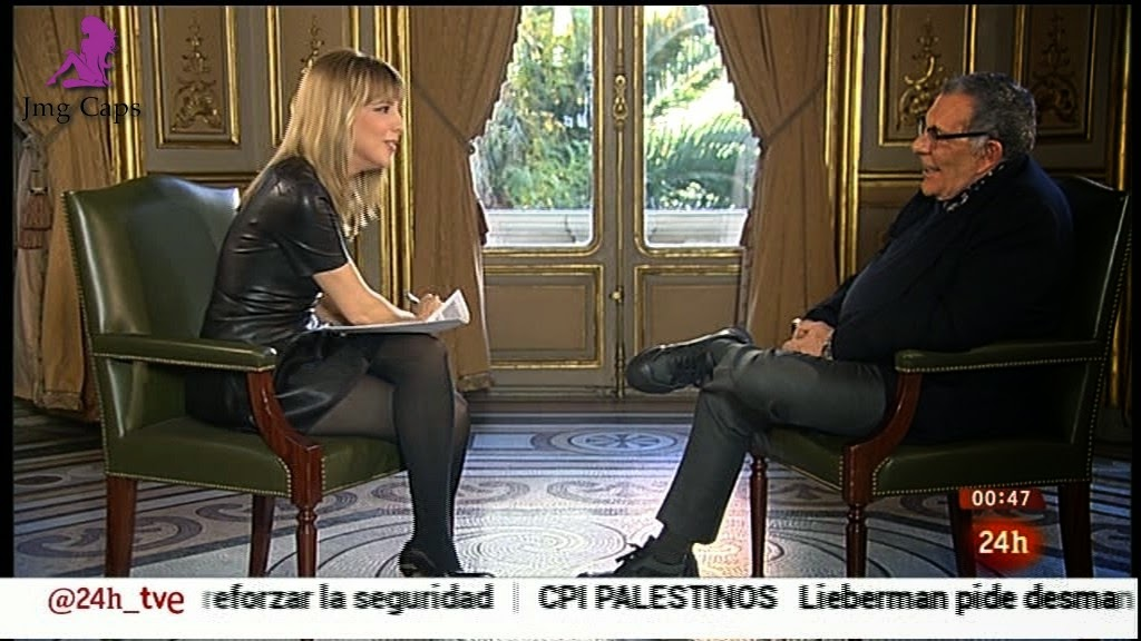 ANA IBAÑEZ, CONVERSATORIOS... (17.01.15)