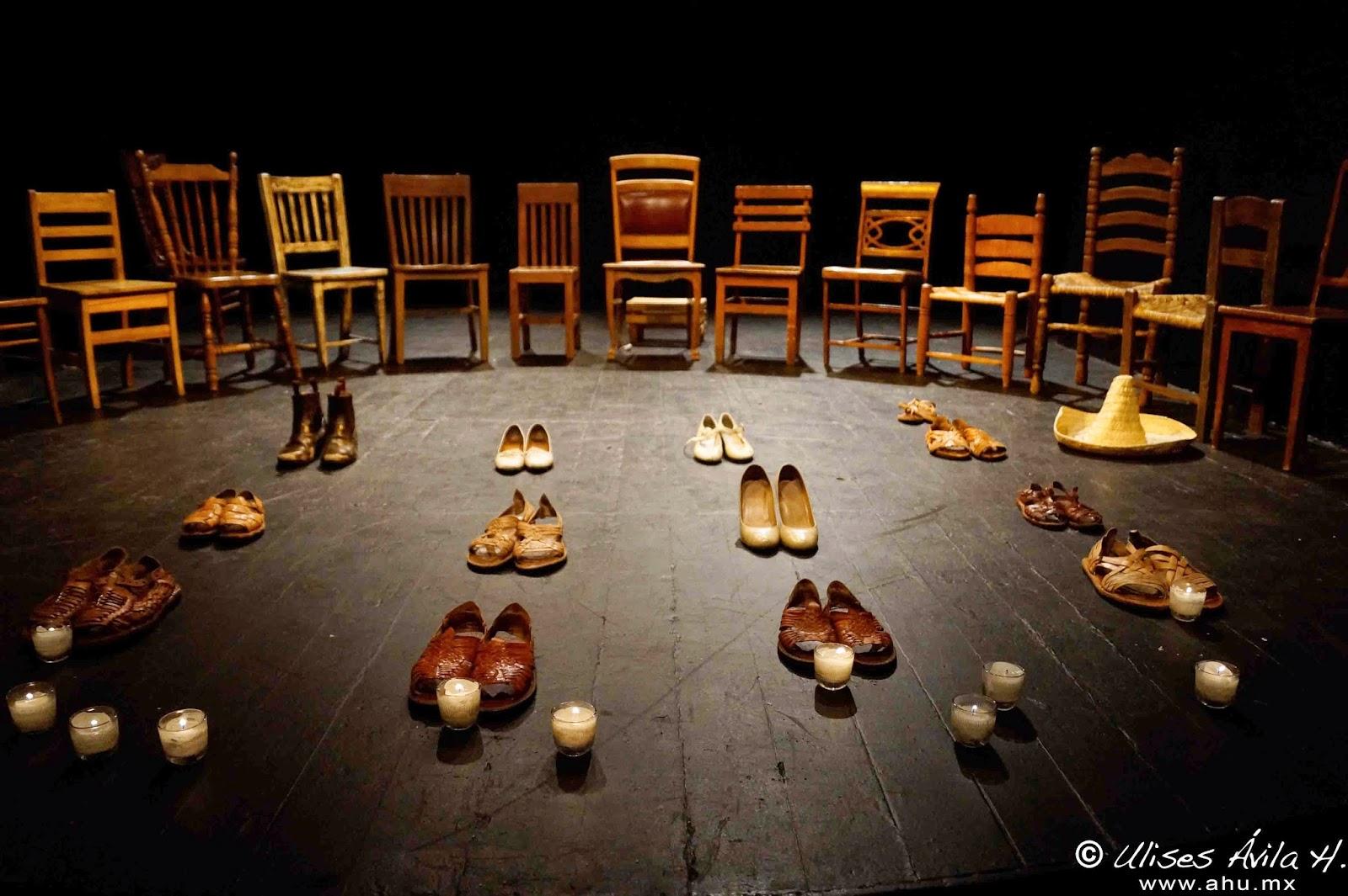 """Continúa """"Los Equilibristas"""" en el Teatro La Capilla"""