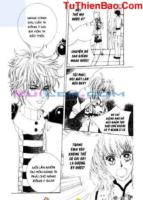 Công chúa của tôi Chapter 7 - Trang 87