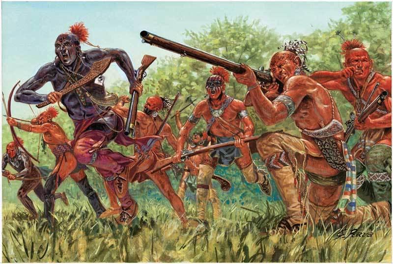 Image result for native american ambush