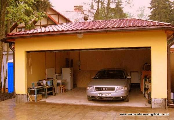 Garage Design Ideas 3 Detached Garages Have To Be Problem Via Additional Buildings 12 24 Overhangs Have To Be Regarded Any Time Deciding On Your Car Port Sizing