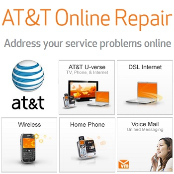 www.ATT.com/Repair: Repair or Resolve your problems with AT&T