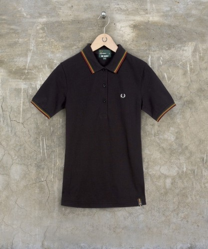 Fred Perry x No Doubt womens polo shirt