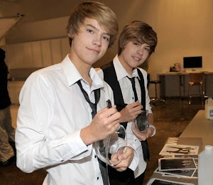 COLE&DYLAN SPROUSE:D
