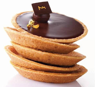 Paris'te Çikolata Alışverişi