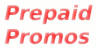 Prepaid Promos