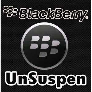 bb suspend