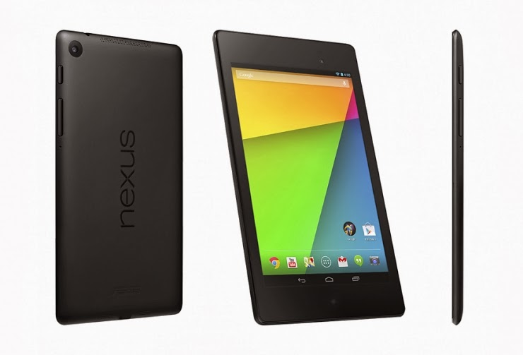 Nexus 7 vs Galaxy tab 3