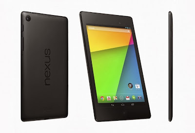 Google Nexus 7 2 hardware specs