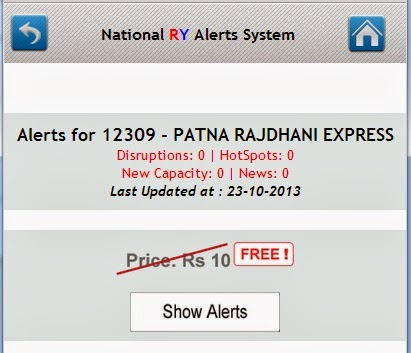 RailYatri Mobile Alerts for SmartPhone : Find Train, Route and Station ...