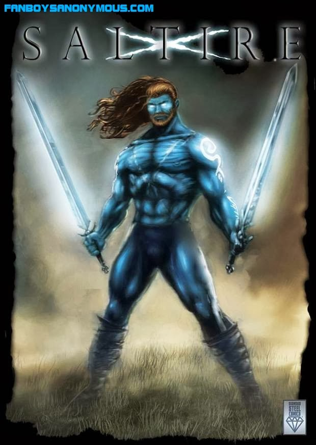 Buy Saltire: Invasion on Amazon and Comixology