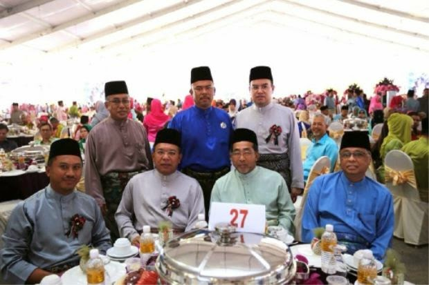 Nahas Helikopter | Tan Sri Dr Jamaluddin Jarjis dan Lima Lagi Terkorban