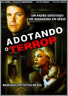 Filme Poster Adotando o Terror DVDRip XviD & RMVB Dublado