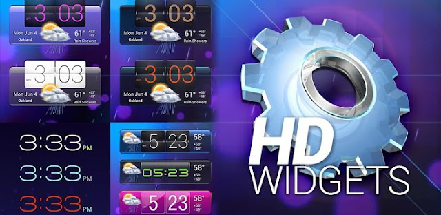 HD Widgets v3.8.2 APK