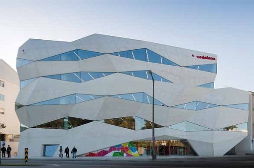 Vodafone Modern Architecture Design
