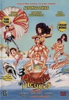 Ver online:3 lancheros muy picudos (1988 )