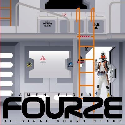 Kamen Rider Fourze OST 1