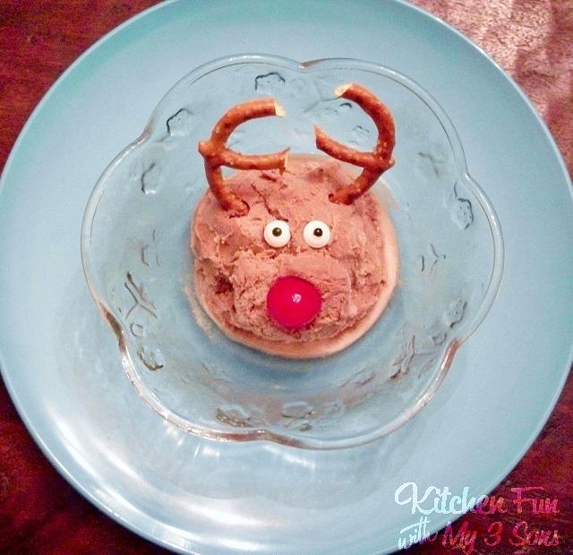 Rudolph Ice Cream
