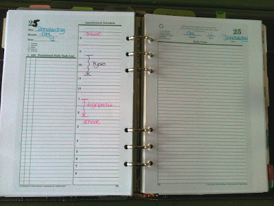 We really didn 39 t need another filofax blog wanna join for Franklin covey planner templates