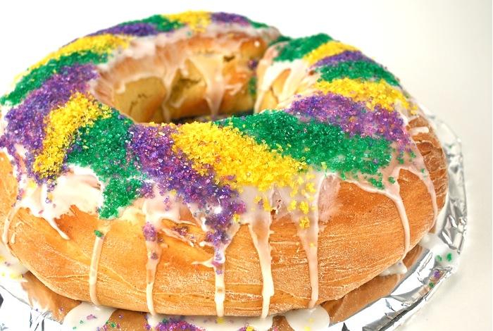 Louisiana King Cake Recipe