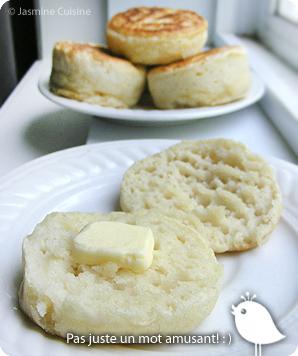 Crumpets jasmine cuisine for Jasmine cuisine