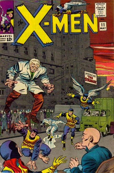 X-Men #11, The Stranger