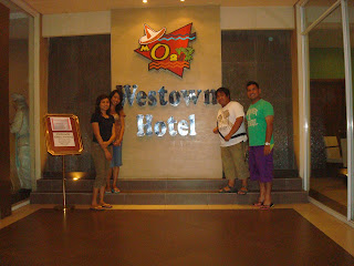 Westown Hotel in Iloilo City