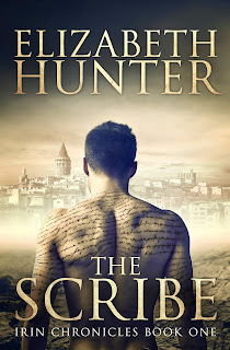 elizabeth hunter, irin chronicles, irin, book review, the scribe